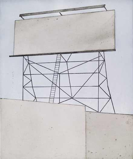 , 'Your Space on Building,' 2006, Marlborough Gallery