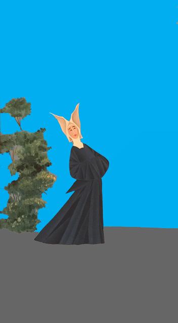 , 'Untitled (Nun Strolling),' , Barnett Fine Art