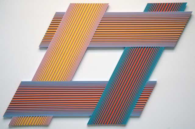 , 'Translumina – Rhombus I,' 1987, David Richard Gallery