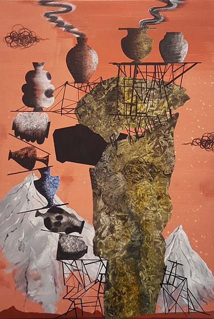 , 'Untitled (11-9-16),' 2016, Craig Krull Gallery