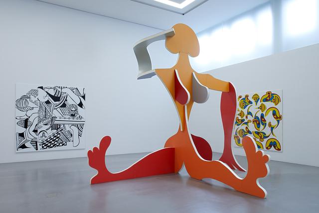 Christoph Ruckhäberle, 'untitled (sitter)', 2019, Galerie Kleindienst