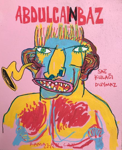 Ramazan Can, 'Abdülcambaz III', 2019, Anna Laudel