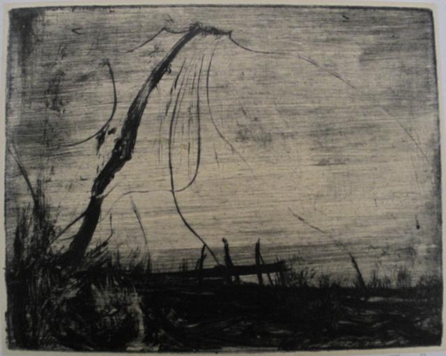 , 'Wooden Bridge 木桥,' 2013, PIFO Gallery