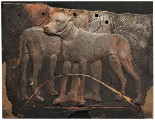 , 'Dogs,' 2007, Valley House Gallery & Sculpture Garden