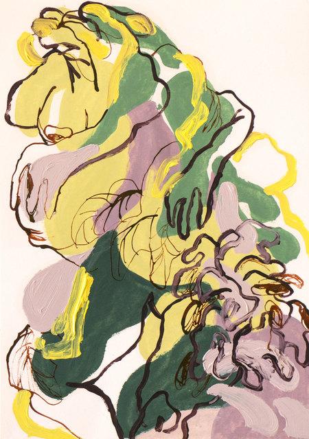 Marina Roca Die, 'Gardened IV', 2017, BBA Gallery