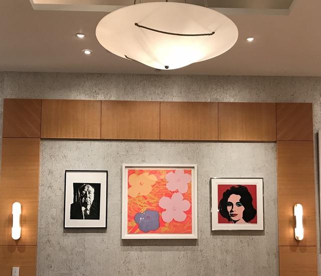 Andy Warhol, 'Flowers F&S II.69', 1970, Print, Screenprint in colors on wove paper, Fine Art Mia