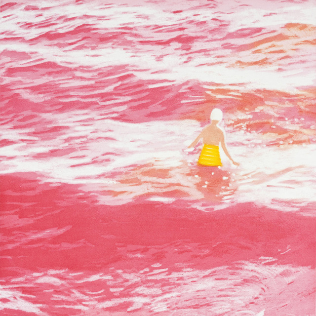 , 'WADING II (PINK), 2012,' 2012, Paulson Fontaine Press