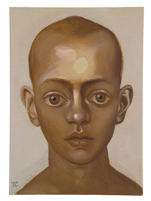 , 'Brown Boy,' 2011, Catharine Clark Gallery