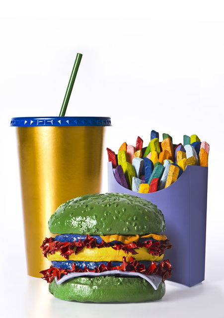 , 'No Artificial Fast Food (colour) ,' 2015, DTR Modern Galleries