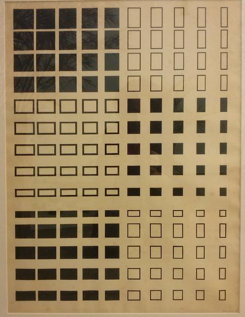 , 'Untitled,' 1956, Galeria Berenice Arvani