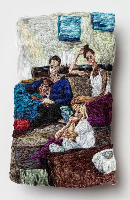 , 'Worries,' 2017, Mindy Solomon Gallery