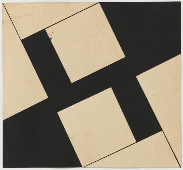 , 'Planos em superfície modulada,' 1957, Alison Jacques Gallery