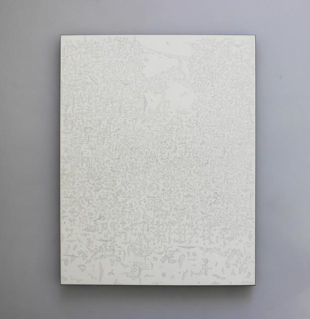 , 'Letter Size (1),' 2013, Josée Bienvenu