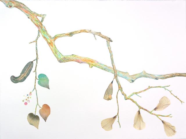 , 'Dangling Heavy,' 2015, Kathryn Markel Fine Arts
