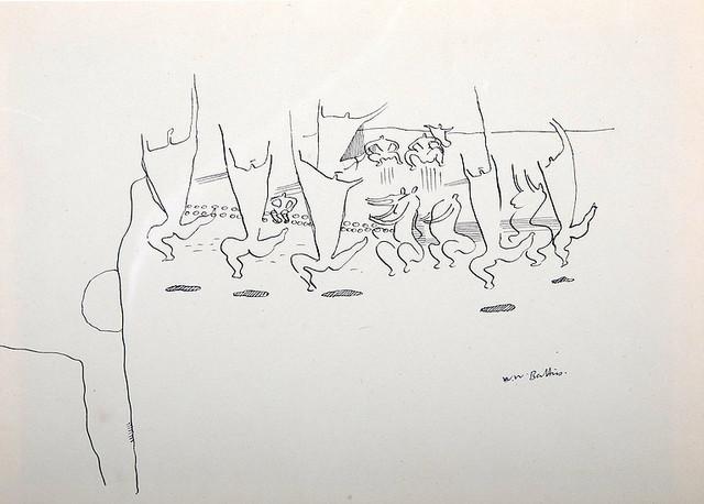 , 'Dancing Figures,' , ArtVault