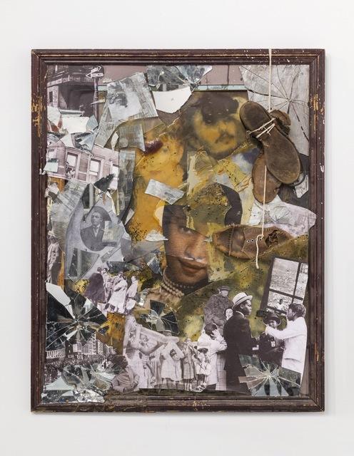 , 'La Loge Harlem,' 2017, Michel Rein Paris/Brussels