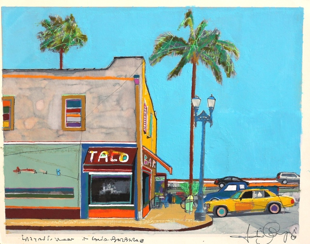 , 'Lazy Afternoon in Santa Barbara,' 2015, Artspace Warehouse