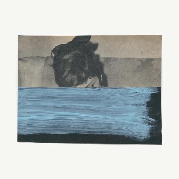 , 'Painted scenes 15,' 2017, Galerie Les filles du calvaire