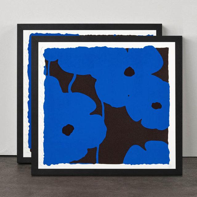 Donald Sultan, 'Blues', 2008, Print, Silkscreen, artrepublic
