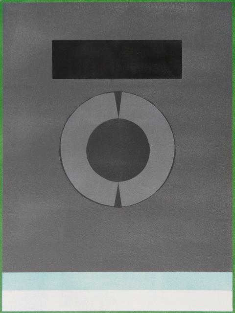 , 'Vanishing Center 2,' 2017, Fabien Castanier Gallery
