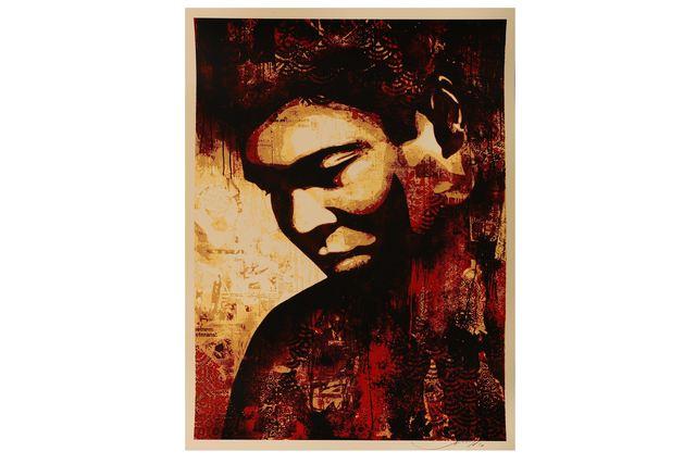 Shepard Fairey, 'Ali', 2006, Chiswick Auctions
