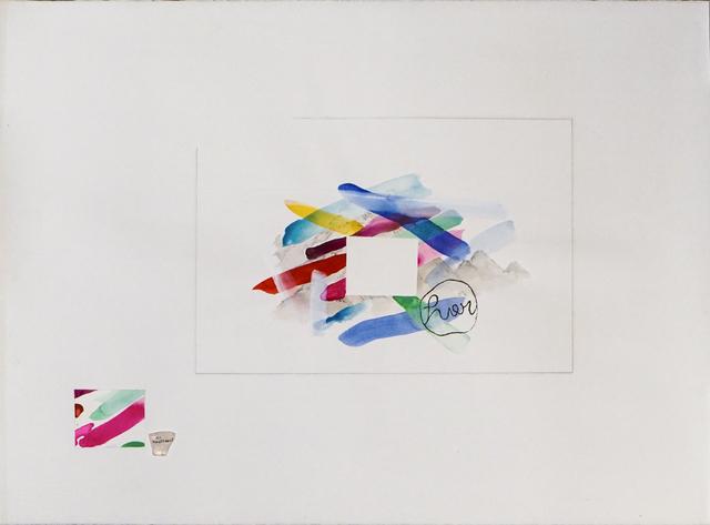 , 'hier ici maintenant,' 1978, Arario Gallery