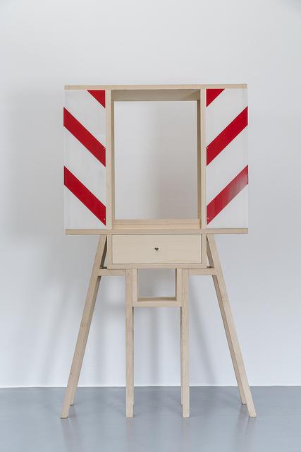 Ugo La Pietra, 'Credenza - Riconversione progettuale', 2016, Galleria Bianconi