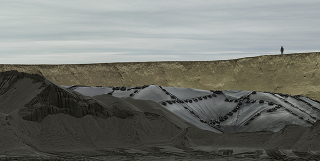 Anthony Redpath, 'Mainland Sand', 2011, Photography, Chromogenic Print Mounted to Archival Substrate, Bau-Xi Gallery