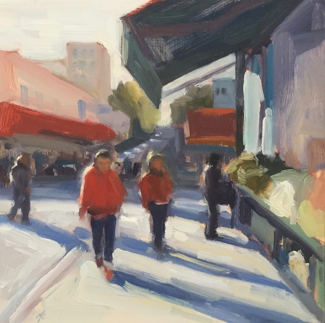, 'Pacific and Grant,' 2018, STUDIO Gallery