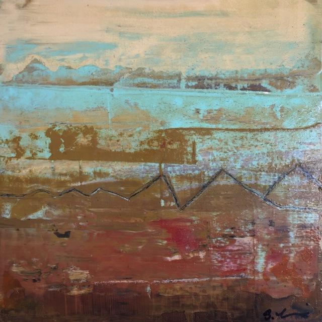 , 'Range,' 2017, M.A. Doran Gallery