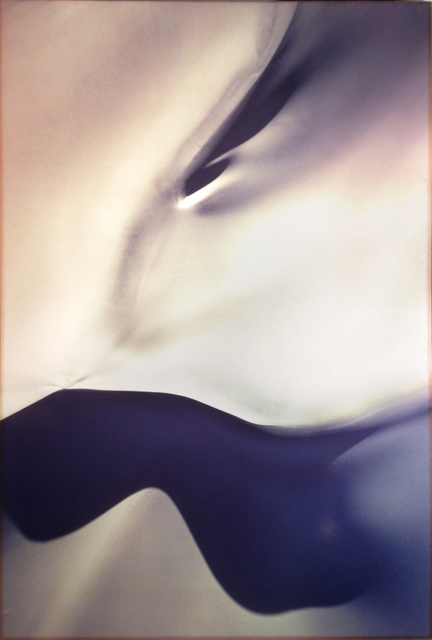 William Garnett, 'Sand Dune, Panamint Valley, CA', 1976, Photography, Cibachrome print, Scott Nichols Gallery