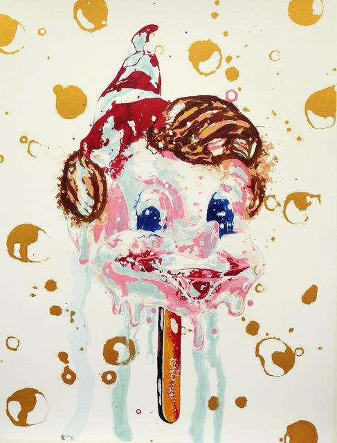 , 'Pinocchio,' 2017, NUNU FINE ART