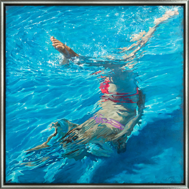 , 'Angling,' , Merritt Gallery