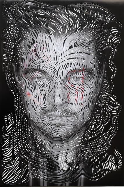 , 'Leo (Di Caprio),' 2016, Roya Khadjavi