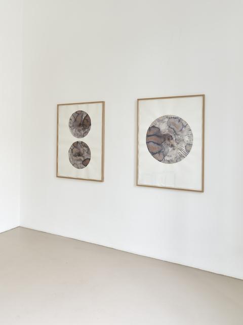, 'Zirkelzeichnung,' 2015-2016, Thomas Rehbein Galerie