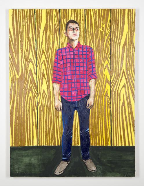 , 'Shanti,' 2017, Galerie Peter Kilchmann