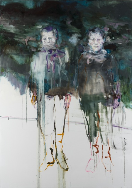 , 'Deux Apparitions,' 2015, Dolby Chadwick Gallery