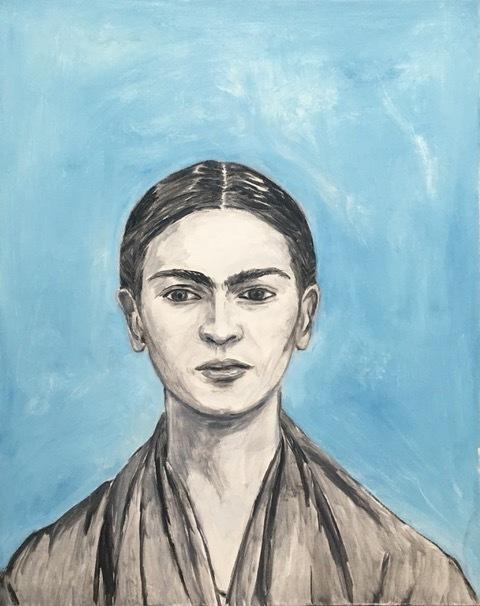 Damian Elwes, 'Kahlo Portrait', 2018, Modernism Inc.