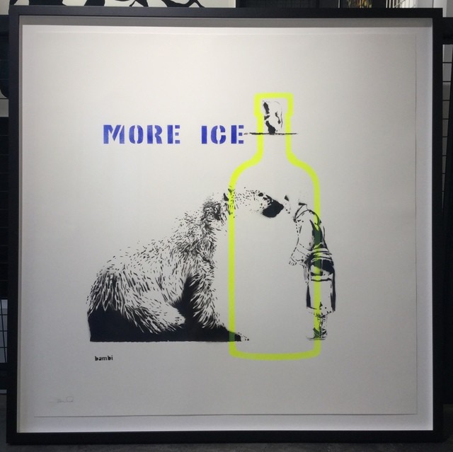 , 'More Ice (Citron) UNIQUE,' 2017, Joseph Fine Art LONDON
