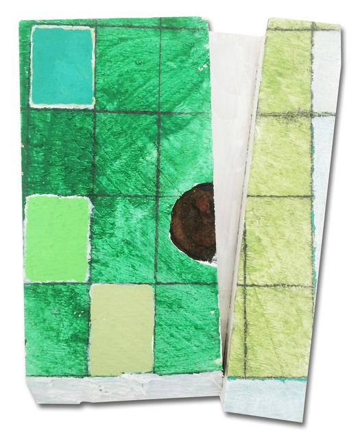, 'Green Bean,' 2015, Walter Storms Galerie