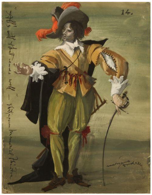 , 'Costume n. 14,' 1947, Artur Ramon Art