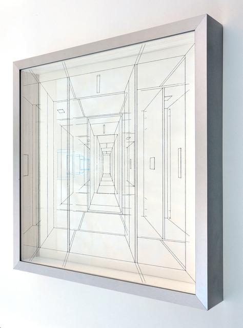 , 'Corridors #2,' 2019, The Flat - Massimo Carasi