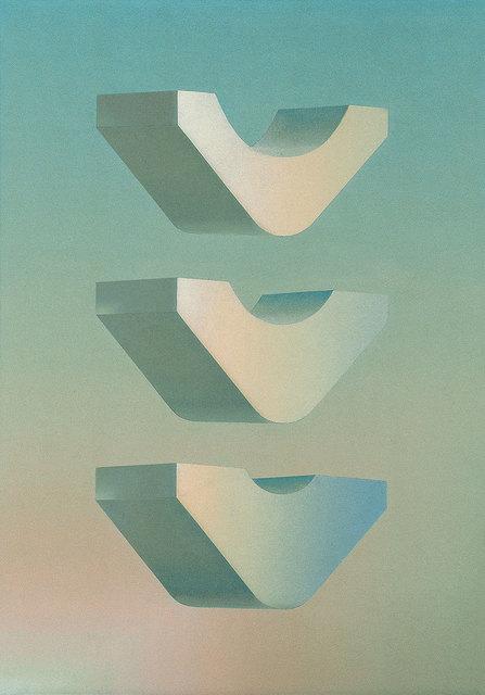 , 'De los espacios del sueño,' 1970, MAMAN Fine Art Gallery