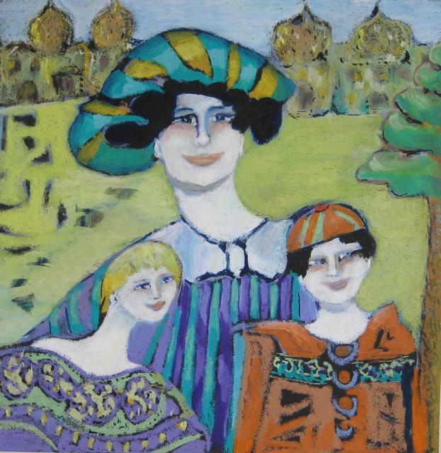 , 'Travellers,' , Carrie Haddad Gallery