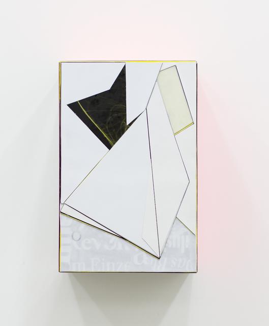 , 'the Box nr.3,' 2016, EMMATHOMAS