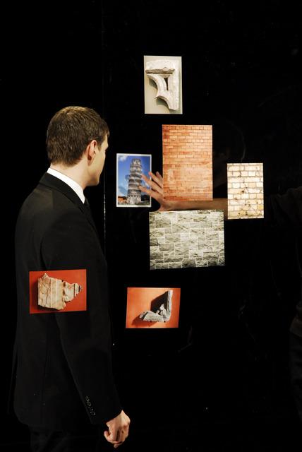, 'Théâtre de poche [Pocket Theater],' 2007, New Museum