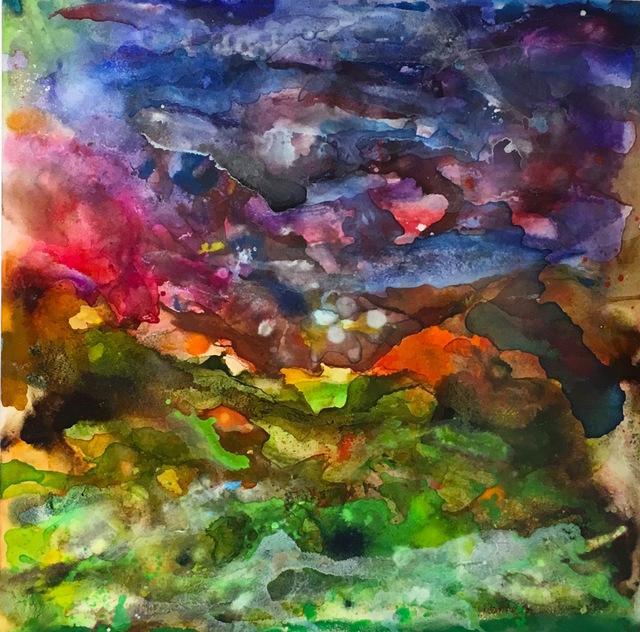, 'Aurora Borealis,' , The McLoughlin Gallery