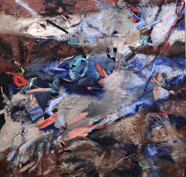 , 'Detours,' 2018, Anita Shapolsky Gallery