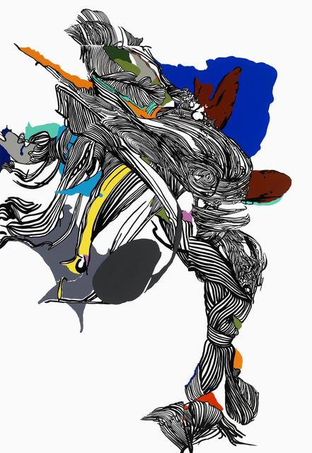 Sophia Ainslie, 'In Person - F', 2015, Gallery NAGA