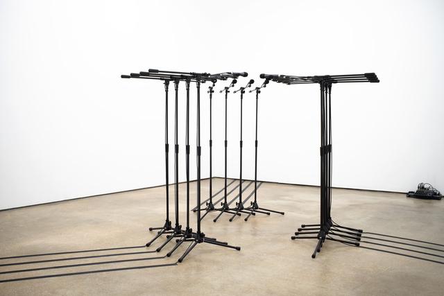 , 'Barricade #2,' 2016, Kunsthaus Baselland